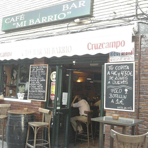 01.24 - CafeBarMiBarrio - Sevilla.Bariando.Imagen03